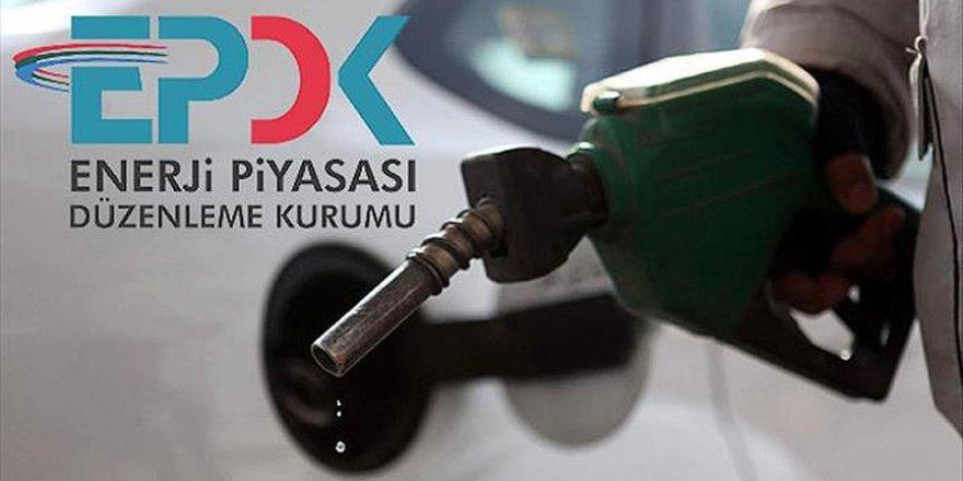 EPDK'dan 9 akaryakıt şirketine 3,5 milyon lira ceza