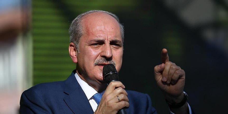 'Türkiye'nin beka meselesidir'