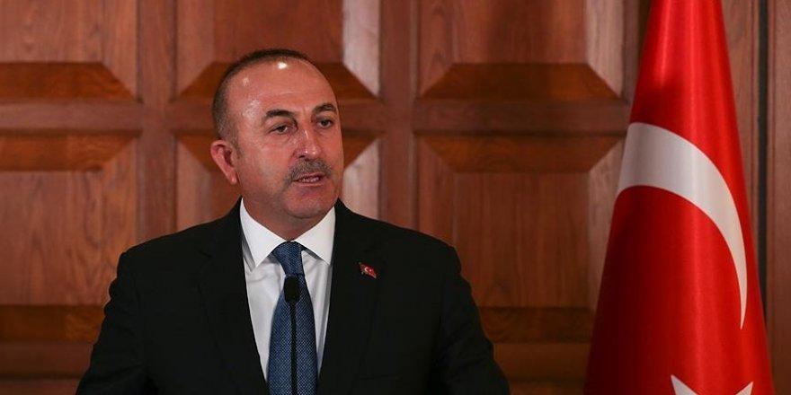 Bakan Çavuşoğlu: Rejim tahliyeyi engelliyor