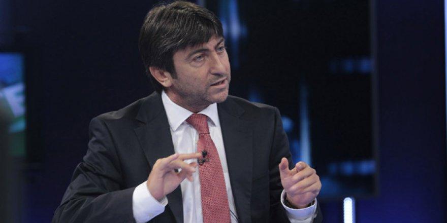 "Rıdvan Dilmen: ""2019'da TFF Başkanlığı'na adayım"""