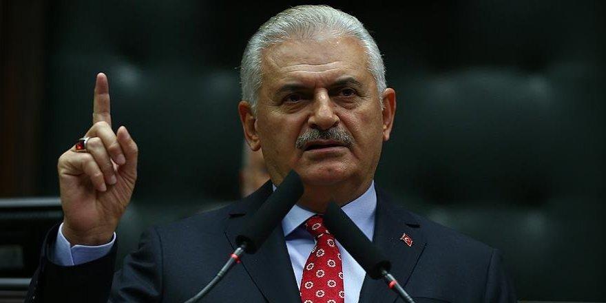 Başbakan Yıldırım'dan 'cinsel istismar' önergesi talimatı