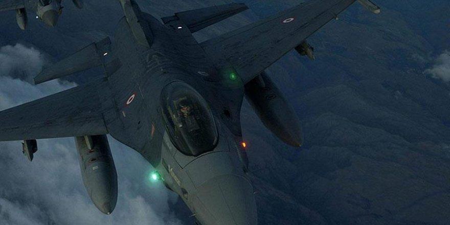 Turkey hits dozens of terrorist targets in Syria