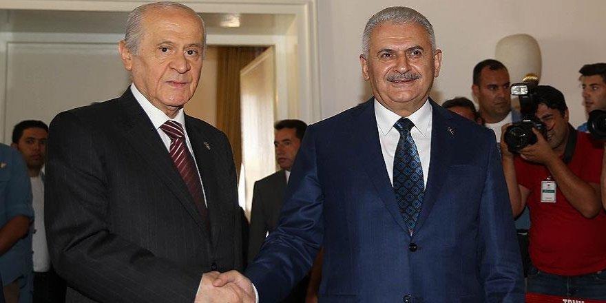 MHP ve AK Parti'nin uzlaşamadığı 4.5 madde!