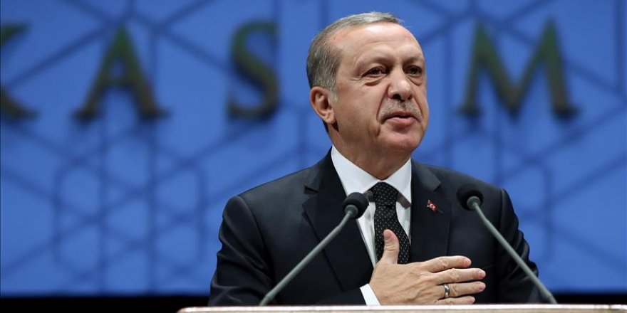 No country thinks of Turks as invaders: Erdogan