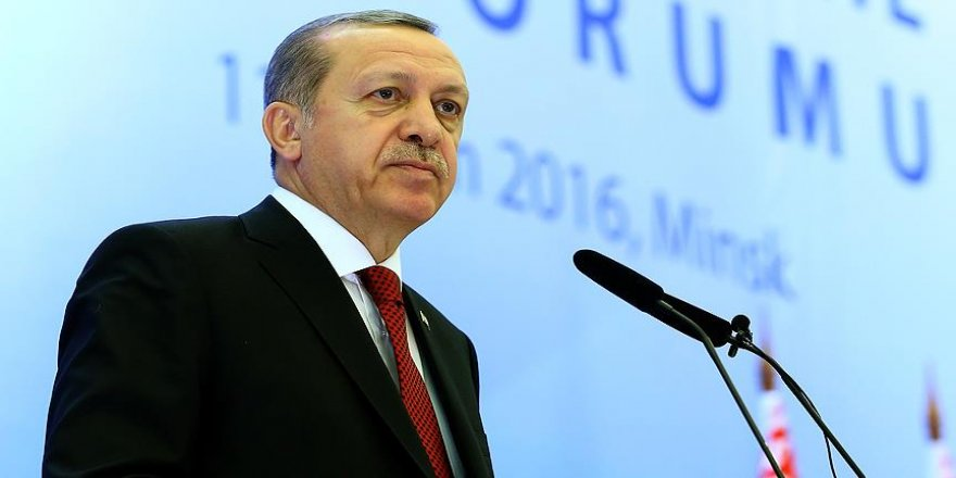 Erdogan says visit to Belarus is 'milestone'