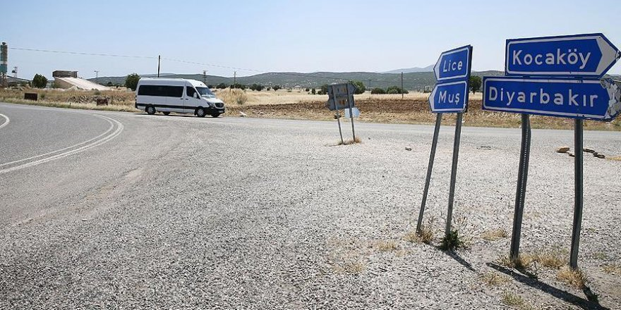 Diyarbakır'da 7 köyde sokağa çıkma yasağı