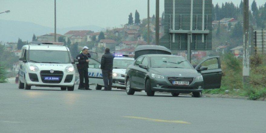 'APP' plaka takmanın cezası 412 lira