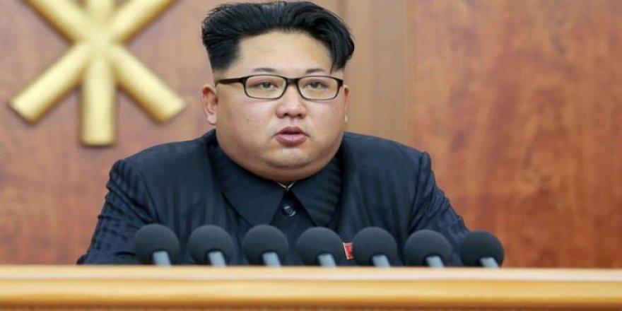 Kuzey Kore lideri Kim Jong-Un'dan beklenmedik hamle