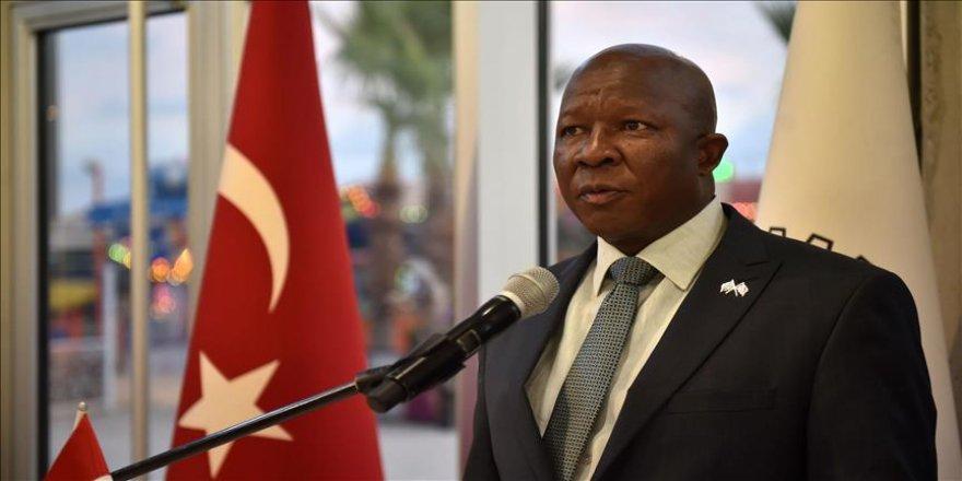 Malefane: Bizi en yakın anlayacak ülke Türkiye'dir
