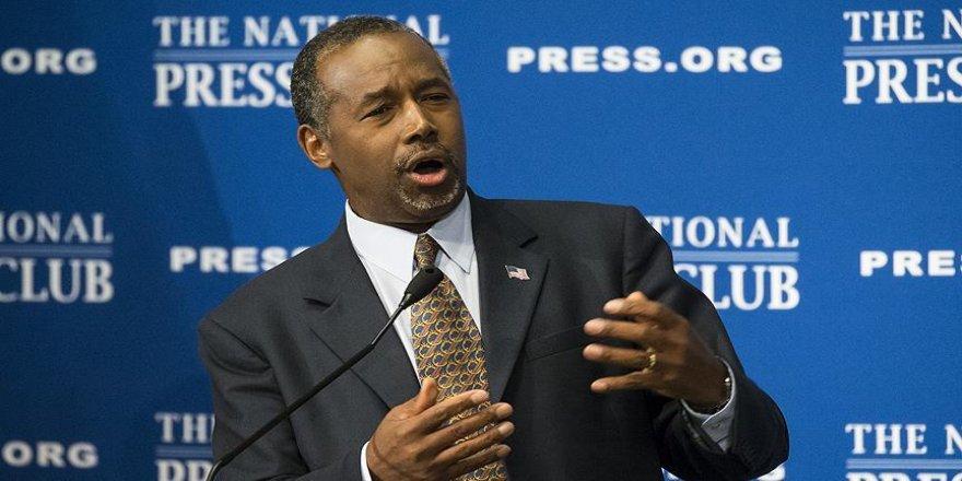 Carson, Trump'ın kabinesinde yer almayacak