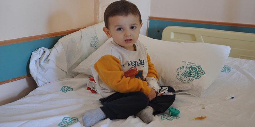 Doktorlar risk aldı, Lokman bebeğin hayatı kurtuldu