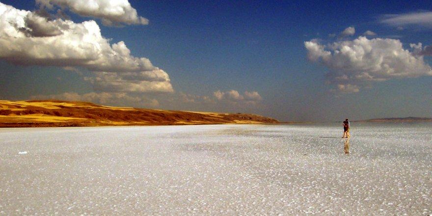 Doğalgazımız Tuz Gölü'nden