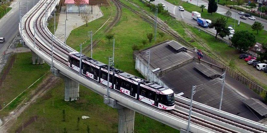 Yerli tramvayla 700 bin avro yurt içinde kaldı