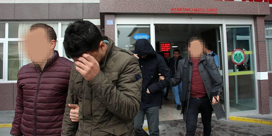 Konya'da iki pilot daha yakalandı