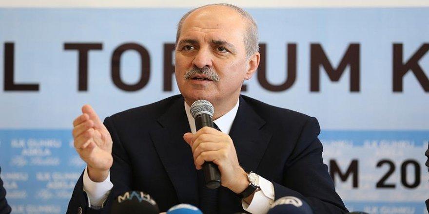 Kurtulmuş: Türkiye bütün terör örgütlerinden temizlenecek