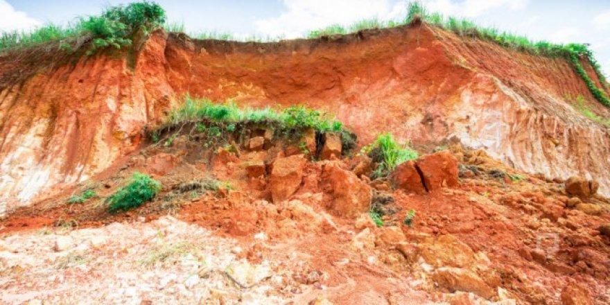 Topraklarımızın yüzde  86'sı erozyona uğruyor