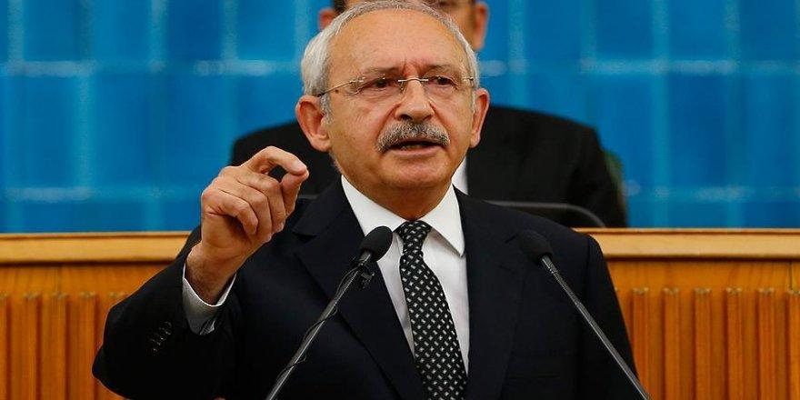 'Başkanlık bir rejim tartışmasıdır'