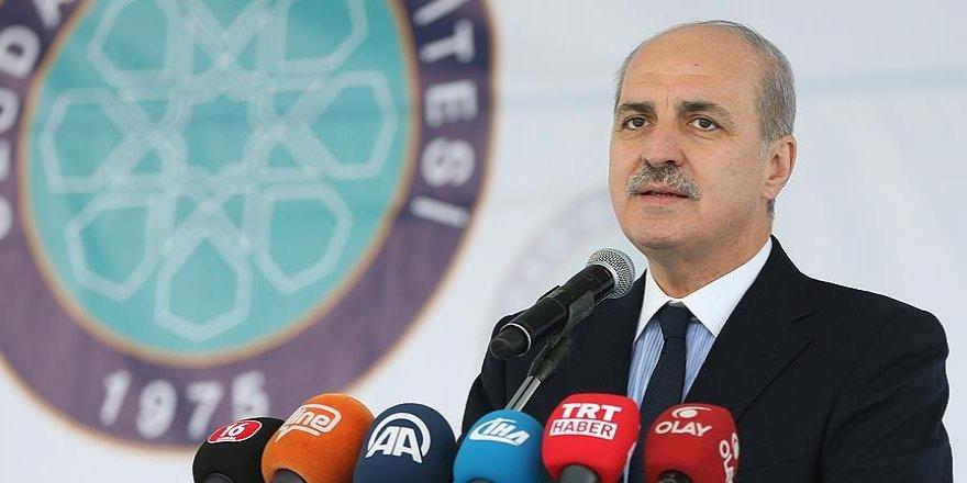 'Türkiye birilerinin hizaya getireceği ülke değildir'