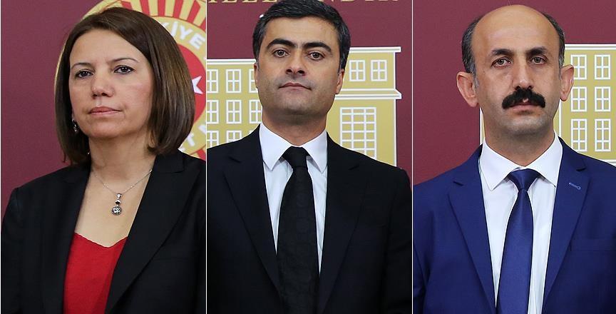 HDP Hakkari milletvekillerinin tutukluluğuna itiraza ret