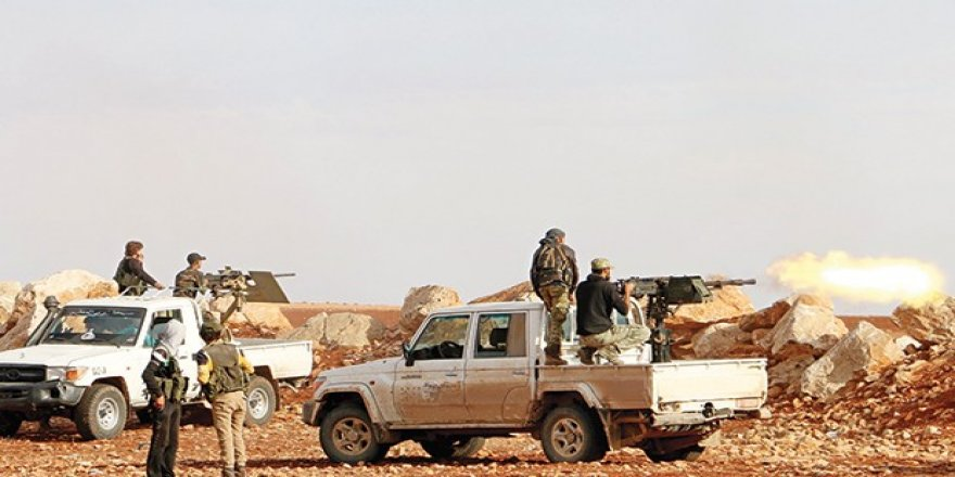 YPG'nin yolunu kestiler