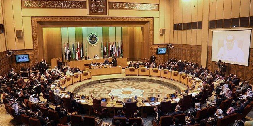 Arap Birliğinden Trump'a tebrik mesajı