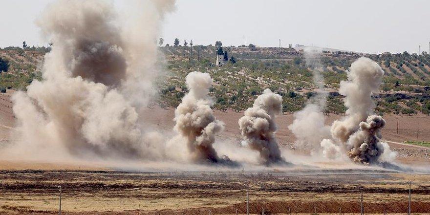 60 DEAŞ ve 3 PYD/PKK hedefi vuruldu