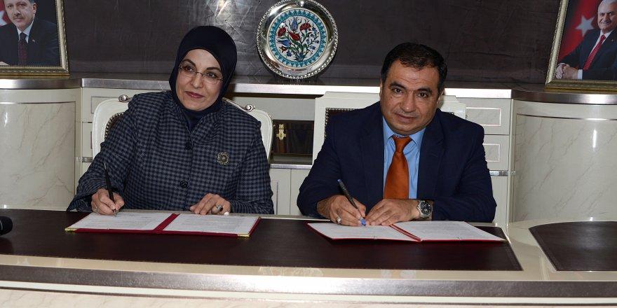 Meram Belediyesi ile Karayolları arasında protokol