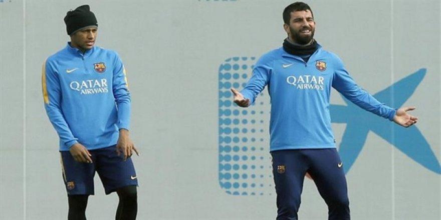 Barcelona Arda'ya ceza verdi