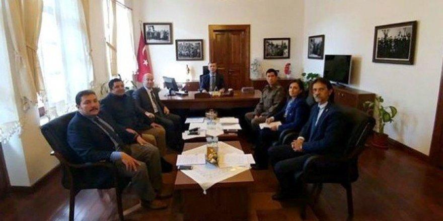 Edremit'te KPSS Toplantısı