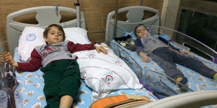 Anaokulu öğrencileri gıda zehirlenmesi şüphesiyle hastaneye kaldırıldı