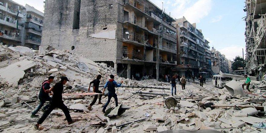 Halep'te ölen sivillerin sayısı artıyor