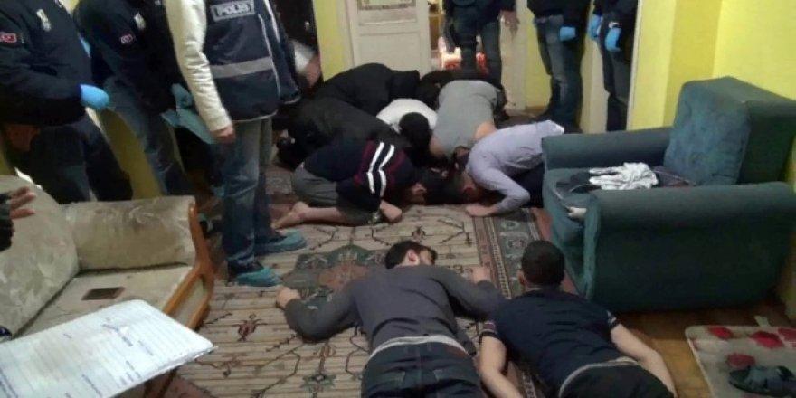 Sakarya'da DEAŞ operasyonu: 18 gözaltı