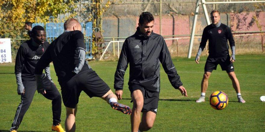 Gaziantepspor'da Atiker Konyaspor maçı hazırlıkları