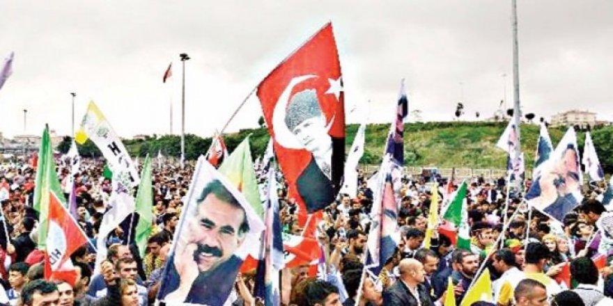 CHP ve HDP'den teröre destek mitingi!