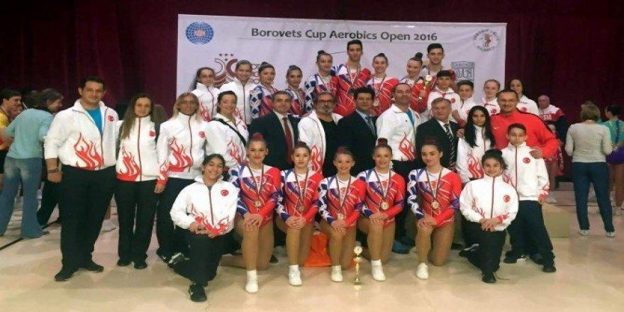 Cimnastik heyecanı Manisa'da yaşanacak