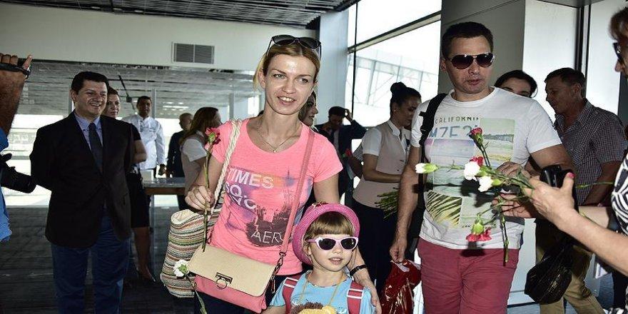 """""""Hedef yılda 10 milyon Rus turist"""""""
