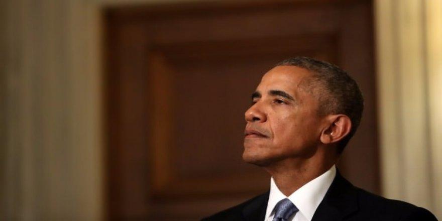 Obama: Onlar askeri anlamda süper güç!