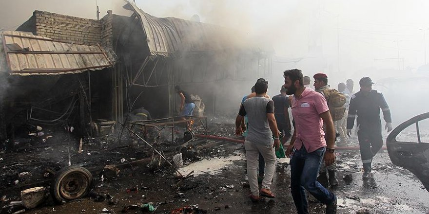 Irak'ta düğün salonuna saldırı: 16 ölü, 30 yaralı