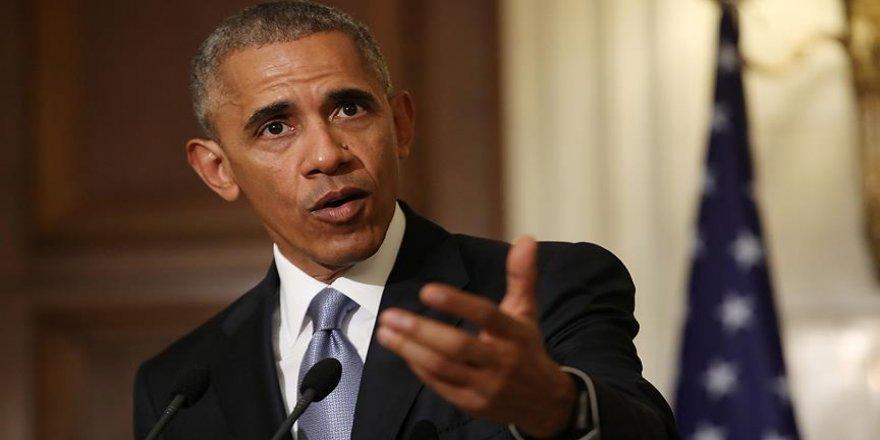 Obama ARD'ye konuştu