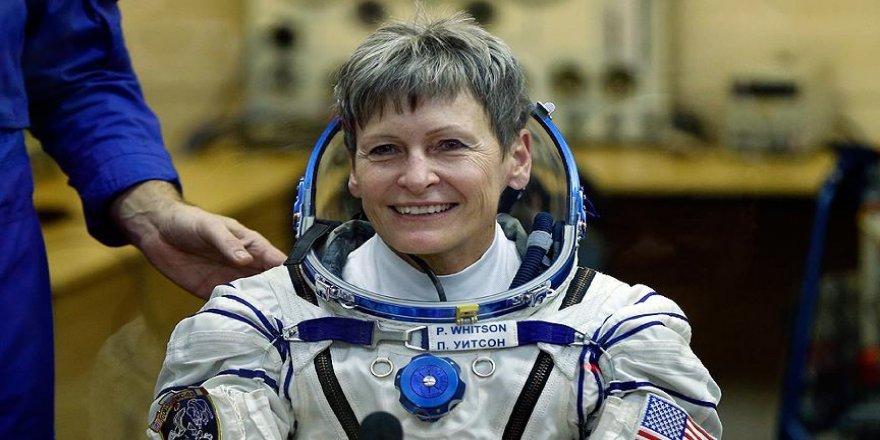 Uzaya giden en yaşlı kadın olacak