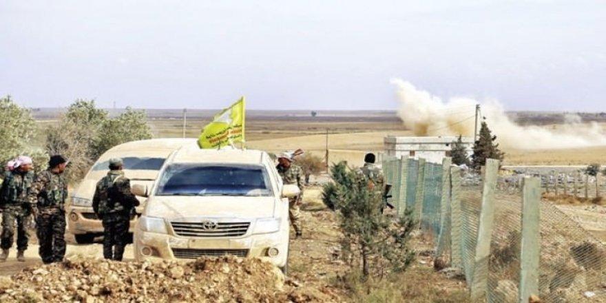 Terör örgütü YPG'den El Bab açıklaması