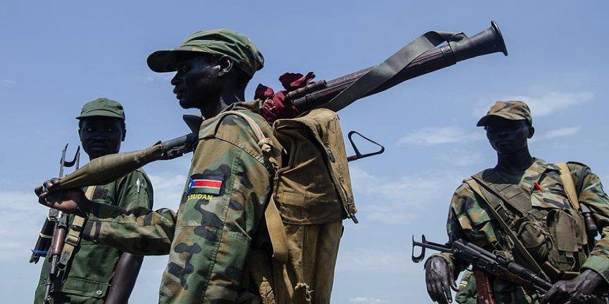 ABD'den 'Güney Sudan'a silah ambargosu' talebi