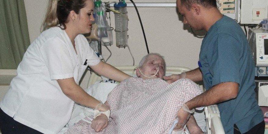 Sahipsiz kalan Alman kadın 2 yıldır hastanede kalıyor