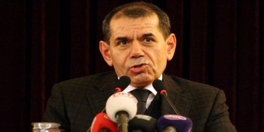 Dursun Özbek'i kızdıran derbi sorusu!