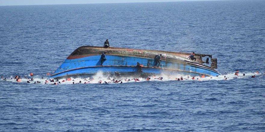Akdeniz'de 3 günde 365 sığınmacı hayatını kaybetti
