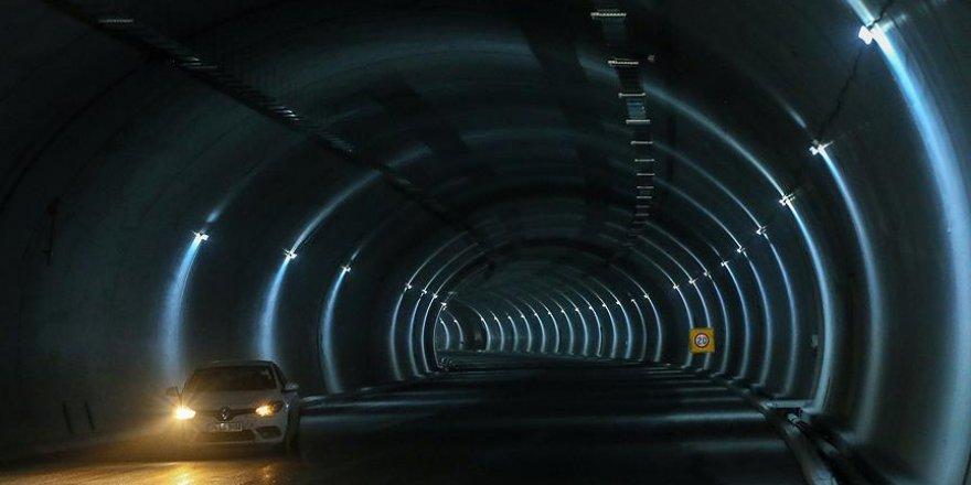 İstanbul'a 16 yeni tünel