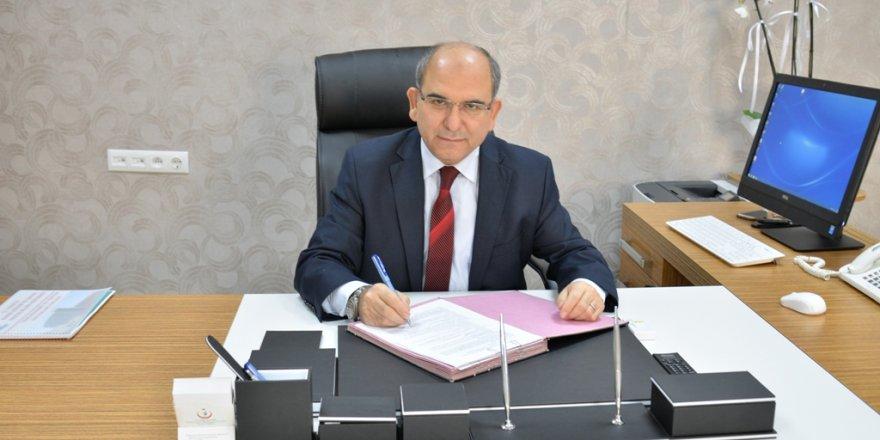 Konya'da hasta yakını bilgilendirme sistemi açıldı