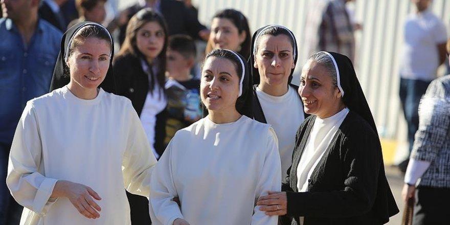 Musullu Hristiyanlar, bölgelerinin geri alınmasını kutladı