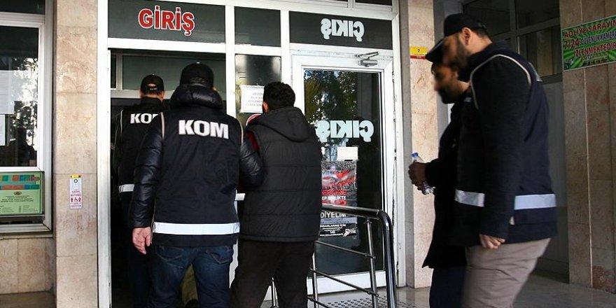Malatya merkezli FETÖ/PDY operasyonunda 19 tutuklama