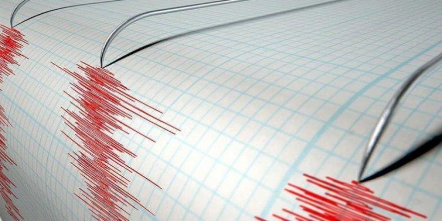 Şemdinli'de korkutan deprem!